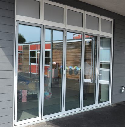 Aluminium Bi Folding Doors and Sliding Doors
